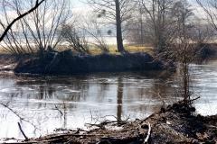 Mäanderstrecke bei der Clus (Bildrechte: R. Eikenberg | Fischereiverein Einbeck e.V.)