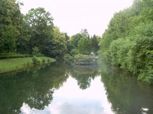 Unterer Teich am Bäckerwall