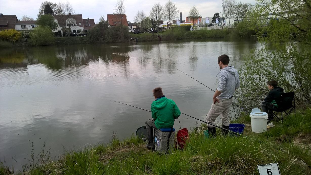 Jugend fischt!